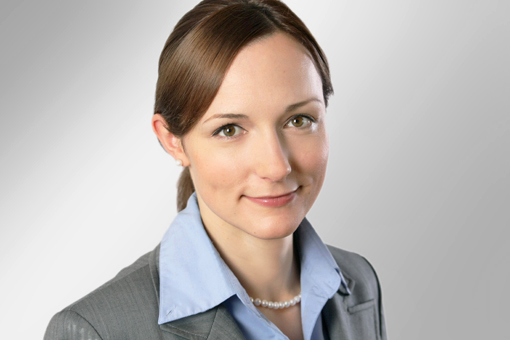 Bewerbungsfotos Frau modern BWL