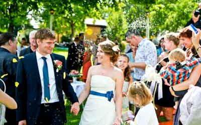 Die Zeitplanung Eurer Hochzeit