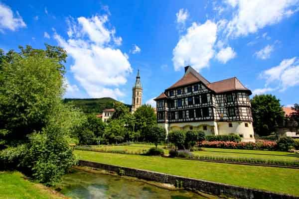 Heiraten im Schloss Urach
