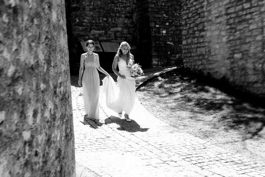 Hochzeit Burg Hohenneuffen